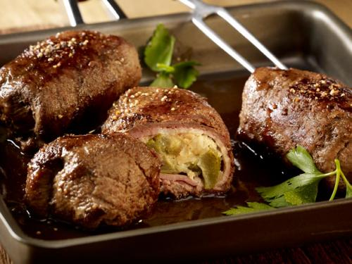 "Beef roulade ""home-made style"", laid filling, approx. 200 g"