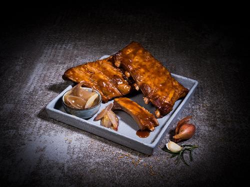 "Smokehouse Ribs ""Barbecue Gourmet Style"""