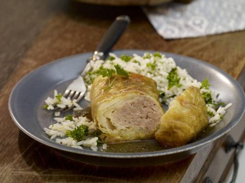 """Wirsing-Eisbein-Roulade, """"Gourmet"""", ca. 240 g"""
