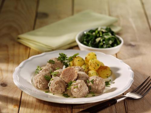 """Fleischklößchen """"Rind/Schwein"""", ca. 15 g"""