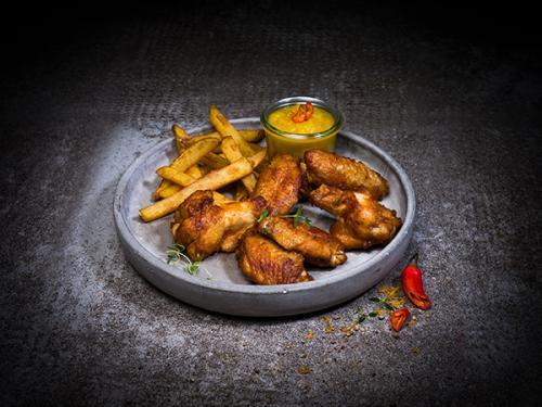 "Fryer Wingers ""Yukon Hot´n Spicy"""