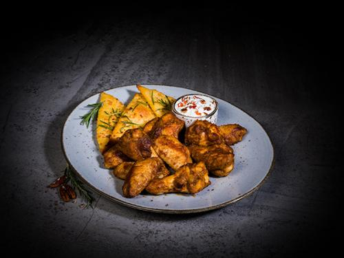 """Wild Wingers """"Rocky Mountain Barbecue"""""""