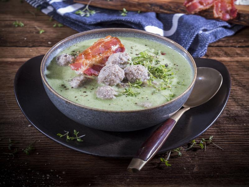 Suppenklößchen, Schwein/Rind, 3-5 g